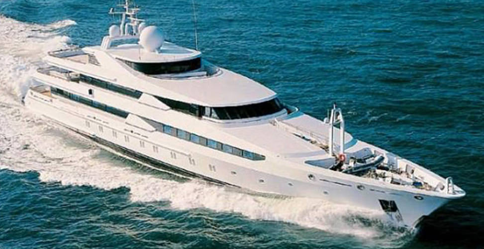 M/Y Constellation