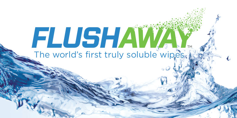 Flushaway Soluble Wipes – Coming Soon
