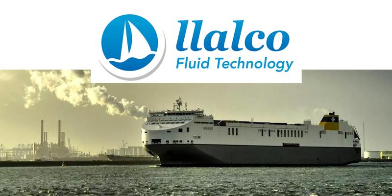 Marinevac and Llalco set sail together