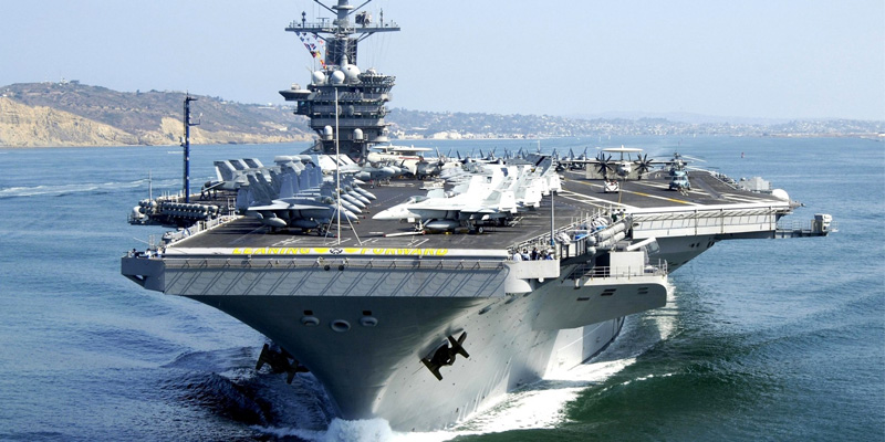 Toilets on the Navy's newest aircraft carriers clog frequently, and fixing them costs $400,000 a flush