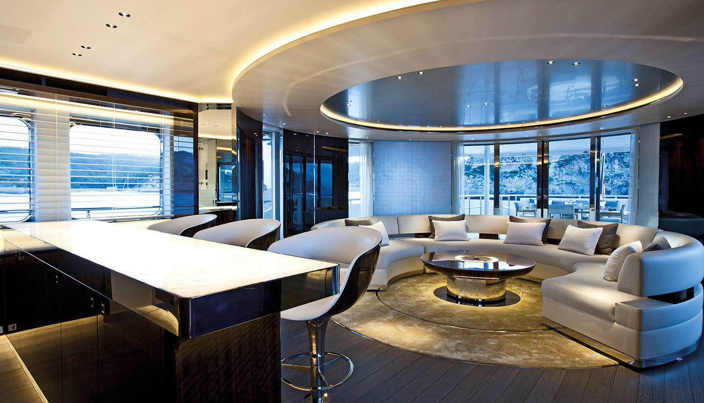 Yacht Interior Air Filtration