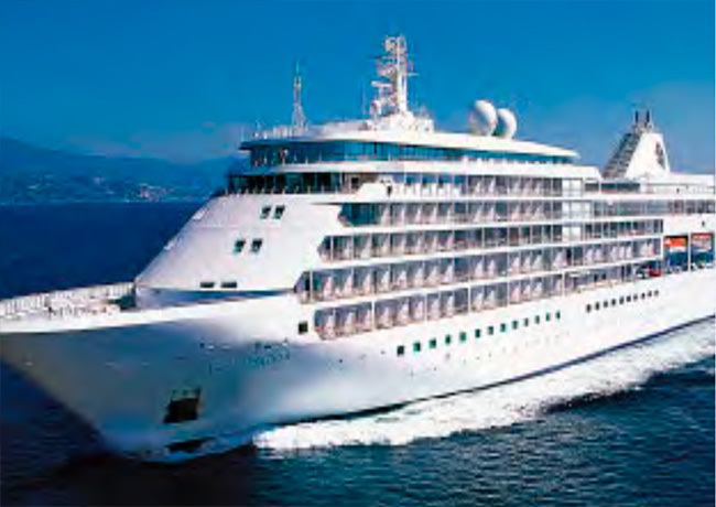 Marine Vac services for Cruise Ships