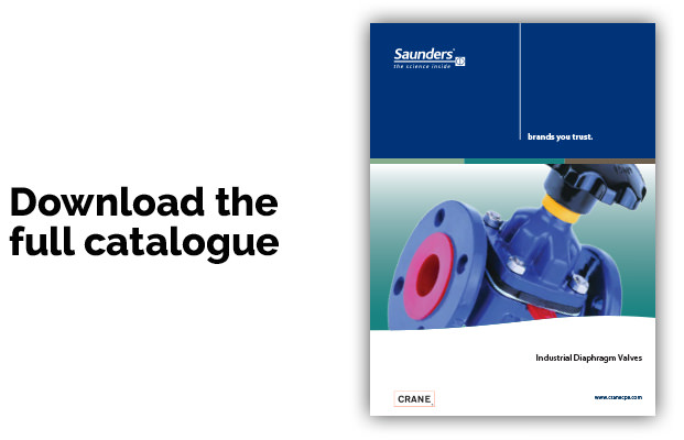 Saunders valve catalogue