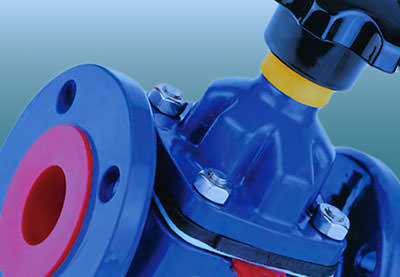 Saunders valves for boats