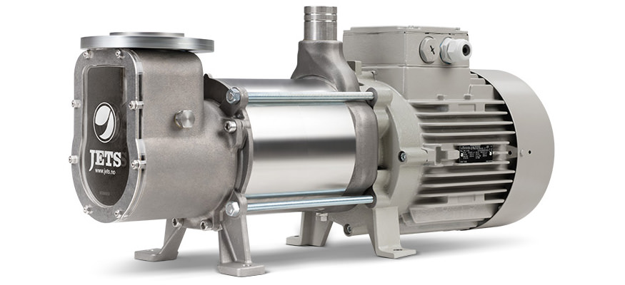 Superyacht pump maintenance and repair